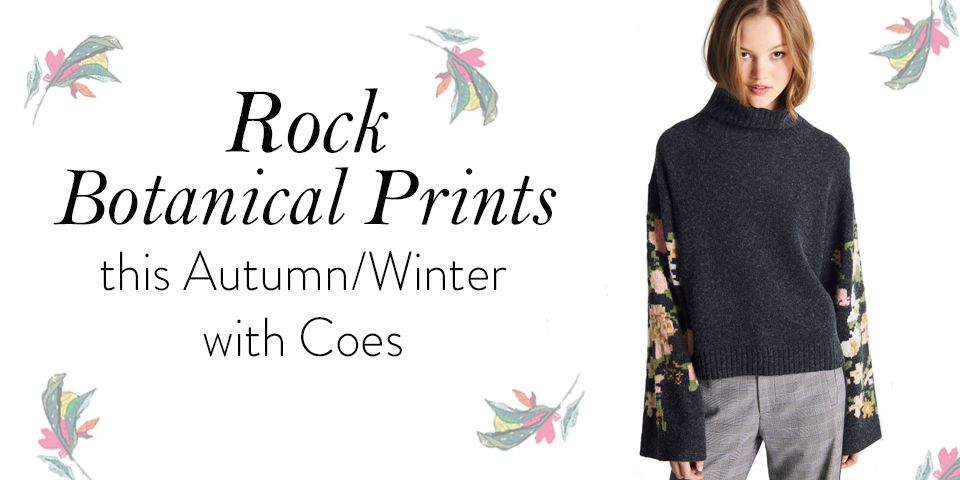 Rock Botanical Prints this Autumn