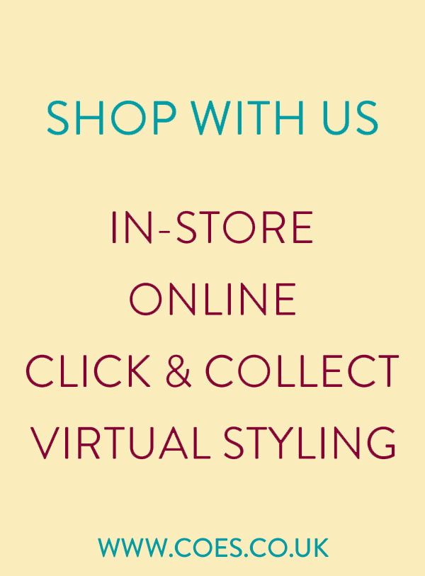 Shop with us - In-store, Online, Click & Collect, Virtual Styling